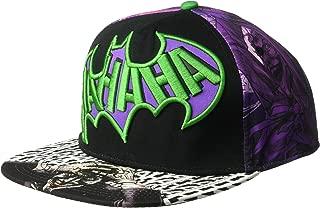 Men's Joker Killing Joke Baseball Cap, Black, One Size