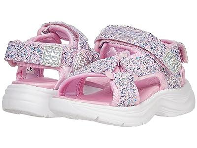 SKECHERS KIDS Sport Lighted Sandal Glimmer Kicks 302965N (Toddler)