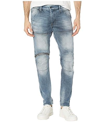G-Star 5620 3D Zip Knee Skinny in Faded Quartz (Faded Quartz) Men
