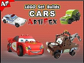 Clip: Lego Set Builds Cars - Artifex