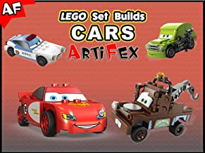 Clip: Lego Set Builds Cars - Artifex