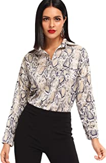 Best shirt snake print Reviews