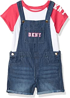 DKNY Girls' Shorts Set