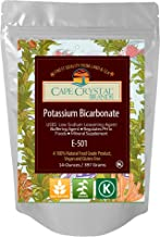 Potassium Bicarbonate USP Food Grade Crystalline Powder - Kosher Certified (14 Oz)