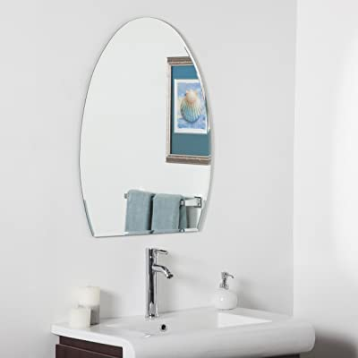 Decor Wonderland Sena Modern Bathroom Mirror