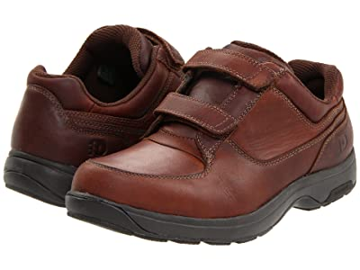 Dunham Winslow Waterproof (Brown Polishable Leather) Men