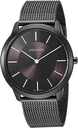 Calvin Klein - Minimal Watch - K3M21421