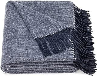 Best blue wool blanket Reviews