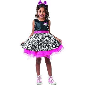 Lol Surprise - Disfraz Diva para niñas, 9-10 años (Rubies 300146 ...