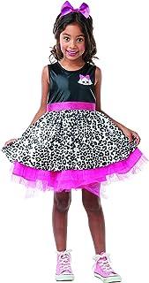 Lol Surprise - Disfraz Diva para niñas, 7-8 años (Rubies