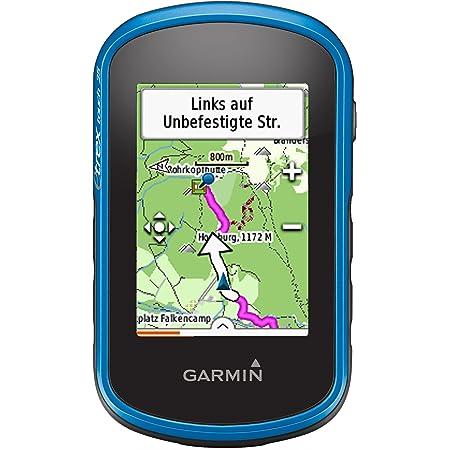 Garmin eTrex Touch - Navegador GPS para bicicleta