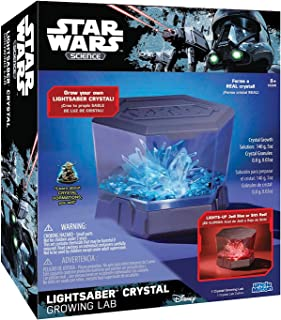 Star Wars Science Lightsaber Crystal Growing Lab - Uncle Milton