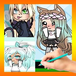 Life Anime How To draw Chibi Sweet Girl