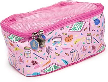 Magic Wizards Ouch Pouch Clear Front First Aid Kit Travel Organizer Diaper Bag Purse Insert 5x7 Harry Potter Style Children School Supplies