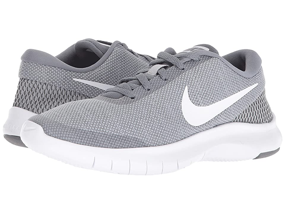 Nike Flex Experience RN 7 (Wolf Grey/White/Cool Grey) Women