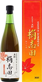 Sponsored Ad - KAKUIDA Premium Brown Rice Black Vinegar Aged 3 Years 24.34 Fl, Oz (720 ml)