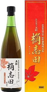 KAKUIDA Premium Brown Rice Black Vinegar Aged 3 Years 24.34 Fl, Oz (720 ml)