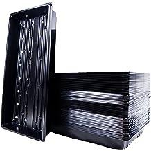 Black Lid w//Grow Rocks 6 in Viagrow V6ML6-VS10 V6ML Mesh 6-Pack
