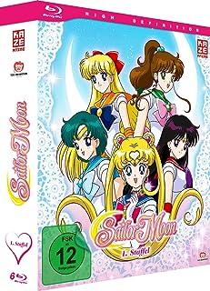 Sailor Moon - Staffel 1 - Gesamtausgabe - Blu-ray