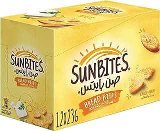 Sunbites Cheese & Herbs Bread Bites 23gm x 12