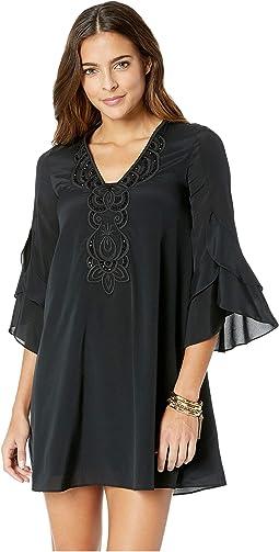 d651bc32570b57 Lilly pulitzer owen silk trapeze dress | Shipped Free at Zappos