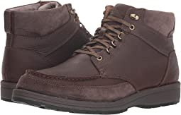 Dark Brown WP Leather