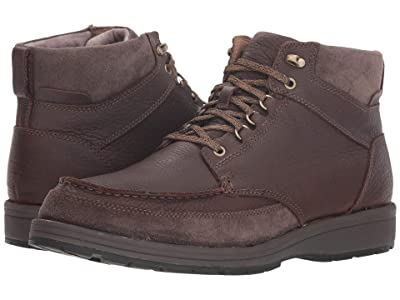 Hush Puppies Beauceron Tall ICE+ (Dark Brown WP Leather) Men