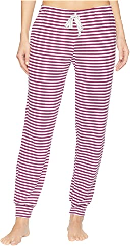 Striped Jogger Pajama Pants