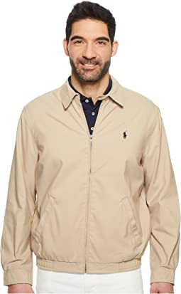 Bi-Swing Microfiber Windbreaker