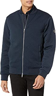 Armani Exchange Men's Navy Allover Jacket