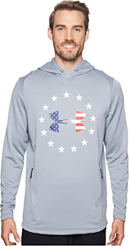 Under Armour - UA Freedom Tech Terry Hoodie