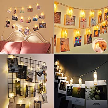 Explore Hanging String Lights For Bedrooms Amazoncom