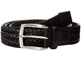 35mm Italian Woven Stretch Leather