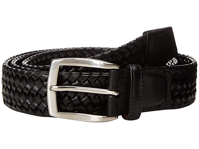Torino Leather Co 35mm Italian Woven Stretch Leather
