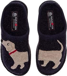 Haflinger Doggy Women's Wool Slippers