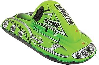 SportsStuff  Gizmo Kids Inflatable Snow Tube/Sled, Green, Large (30-1203)