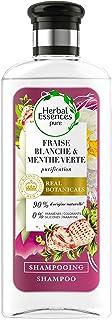 Herbal Essences Herbal Essences Pure Fraise Blanche - Shampoo purificante, 250 ml