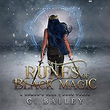 Runes of Black Magic: A Demon's Fall, Book 3