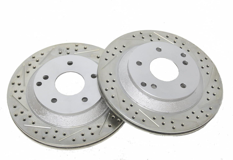 BAER 55012-020 Sport Rotors Slotted Drilled 売れ筋 Rear Bra Plated Zinc 定番の人気シリーズPOINT(ポイント)入荷