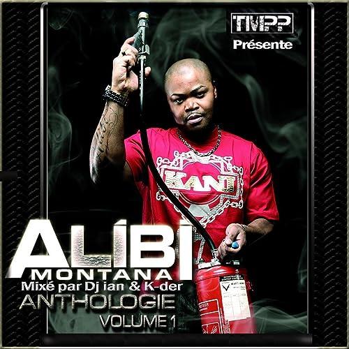 Cover Alibi Montana - Anthologie Vol. 1