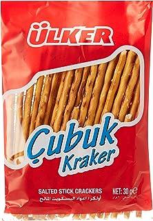 Ulker Stick Cracker 30 gm, Pack of 24