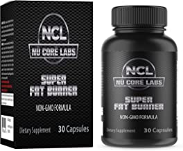 Nu Core Fat Burner for Men Weakens Fat Cells with Our Proprietary Fat Loss Formula for Men which Helps You Burn Stubborn B...