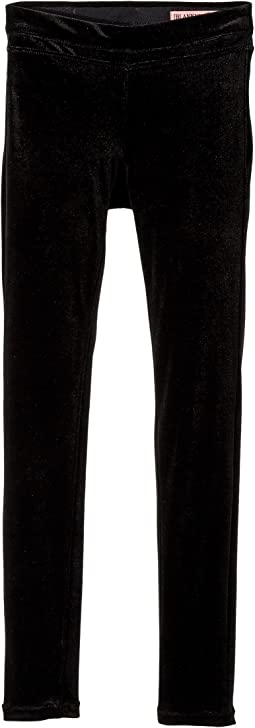 Blank NYC Kids - Velvet Basic Black Skinny in The New Black (Big Kids)