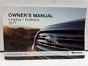 Best subaru owners manual Reviews