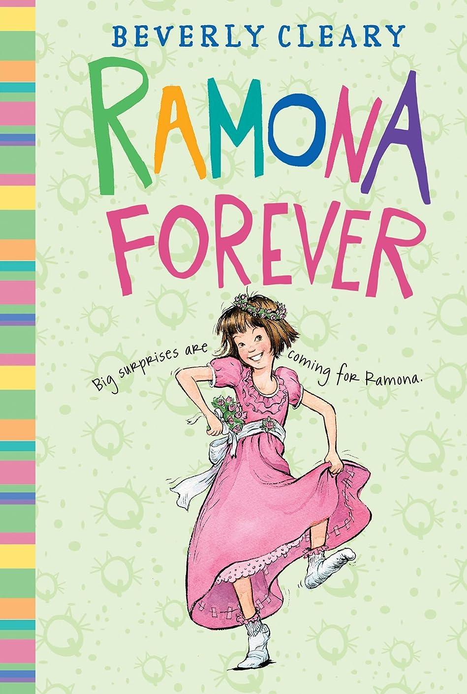 減るランタン武器Ramona Forever (Ramona Quimby Book 7) (English Edition)