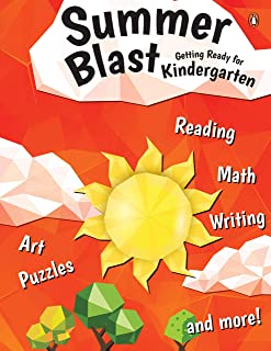 Summer Blast: Getting Ready For Grade Kindergarten