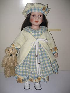 Ellis Island large Dolls Porcelain Collection. Limited Edition
