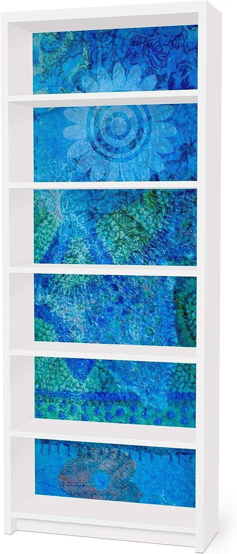 Vinilo Adhesivo para Muebles IKEA - Billy Bookshelf - Terra ...