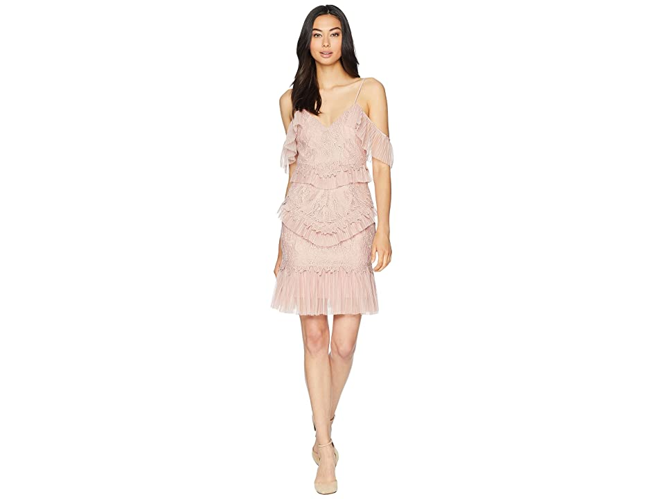 Bardot Valorie Dress (Dusty Pink) Women