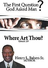 Where Art Thou?